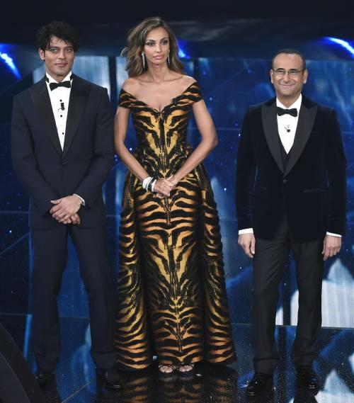 Madalina Ghenea, i sexy abiti a Sanremo 2016 88