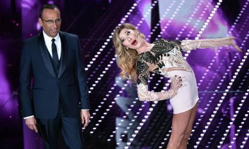 Gabbani vince Sanremo giovani, poi Elisa, Brignano, Gassman e Papaleo