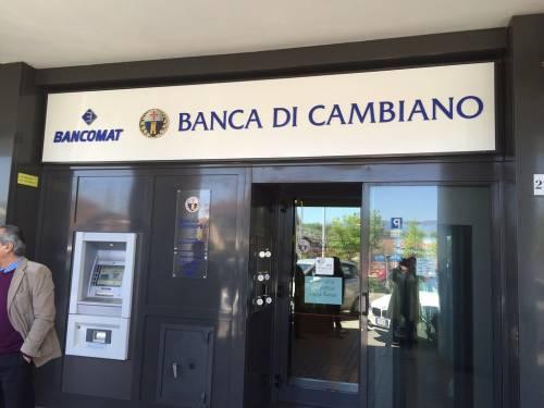 L'aiutino del governo alla Bcc di Cambiano guidata da papà Lotti
