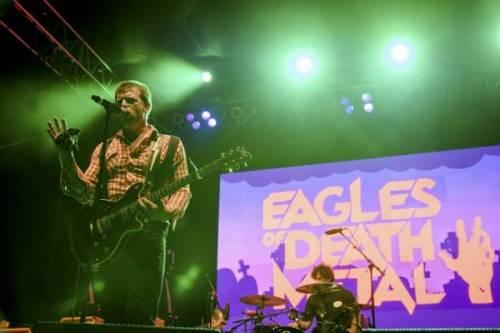 Gli Eagles of Death Metal tornano a Parigi 6