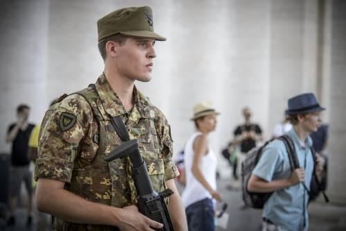 Ecco i super-militari in difesa degli italiani