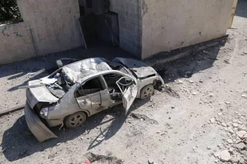 Attacchi in Siria contro scuole e ospedali 2