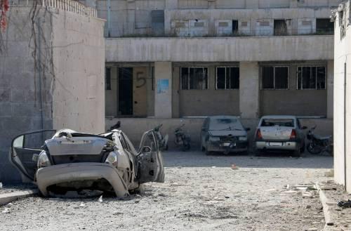 Attacchi in Siria contro scuole e ospedali 3