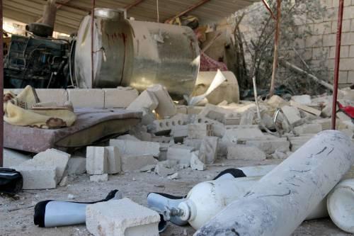 Attacchi in Siria contro scuole e ospedali 6