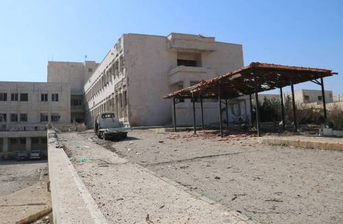 Attacchi in Siria contro scuole e ospedali 4