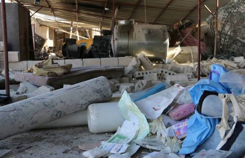 Attacchi in Siria contro scuole e ospedali 1
