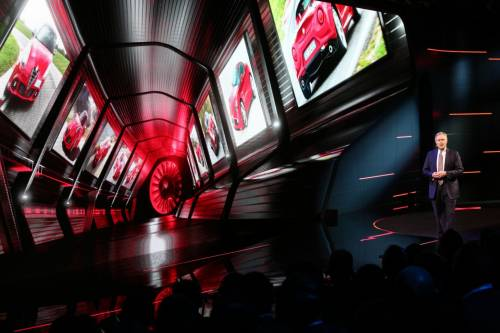 """Simmetrico"" tra Alfa Romeo e Expo 6"