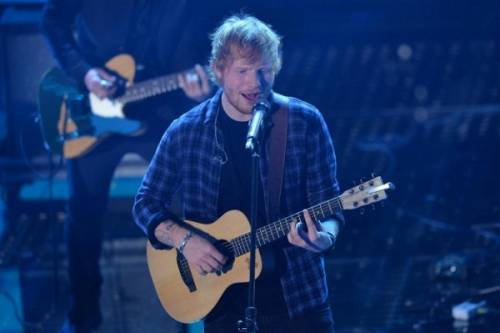 Grammy 2016: è di Ed Sheeran la canzone dell'anno. Foto 8