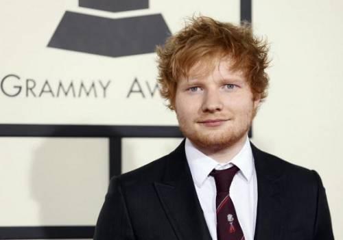 Grammy 2016: è di Ed Sheeran la canzone dell'anno. Foto 10