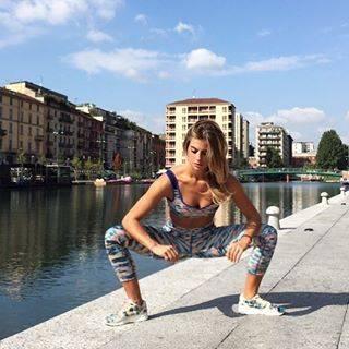 Cristina Marino, la giovane fiamma di Luca Argentero 8