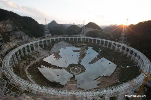 Cina, sgombero coatto per 9mila abitanti. Disturberanno il telescopio
