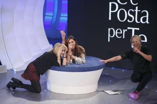 """Belen Rodriguez e Luciana Littizzetto a """"C'è posta per te"""" 2"""