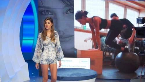 """Belen Rodriguez e Luciana Littizzetto a """"C'è posta per te"""" 4"""