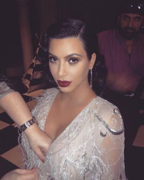 Kim Kardashian: ecco com'è il lato A da red carpet 8