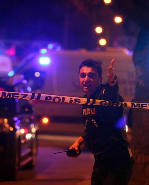 Attacco terroristico ad Ankara 2
