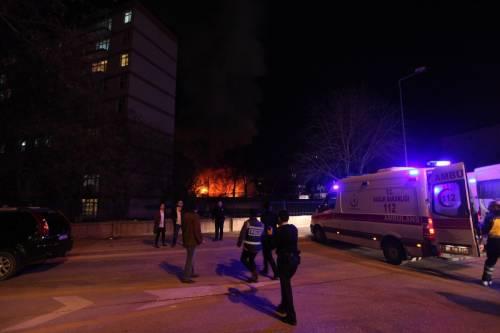 Attacco terroristico ad Ankara 5