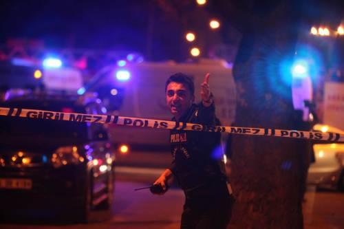 Attacco terroristico ad Ankara 7