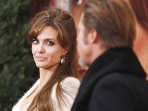 """Angelina Jolie: """"non ho mai pensato a me stessa come a una madre"""". Le foto 7"""