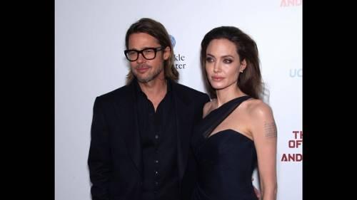 """Angelina Jolie: """"non ho mai pensato a me stessa come a una madre"""". Le foto 19"""