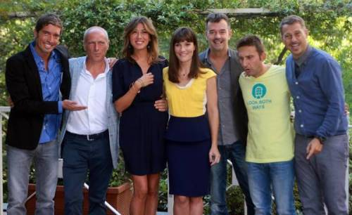 Virginia Raffaele e Ubaldo Pantani: storia fnita? 2