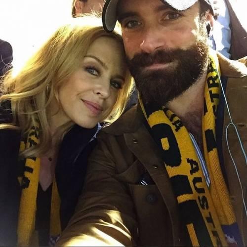 Kylie Minogue e Joshua Sasse fidanzati ufficialmente: foto 3