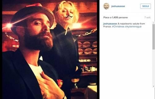 Kylie Minogue e Joshua Sasse fidanzati ufficialmente: foto 6