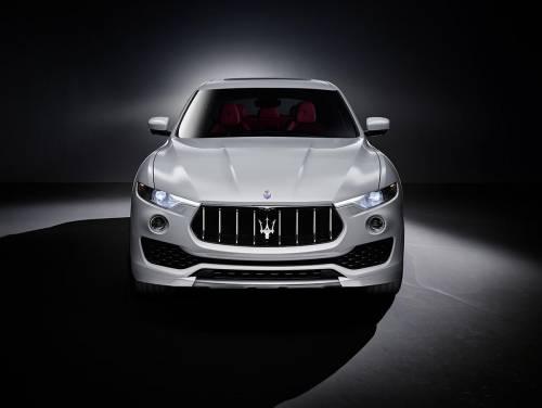 Maserati Levante, il primo Suv della casa del tridente 3