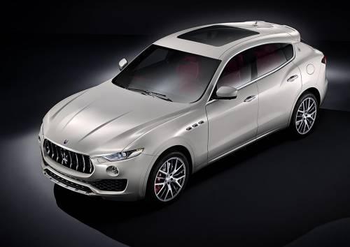 Maserati Levante, il primo Suv della casa del tridente 2