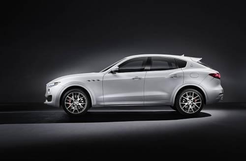 Maserati Levante, il primo Suv della casa del tridente 4