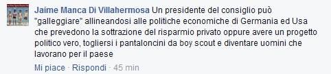 Gli italiani bocciano Renzi e le sue riforme 5
