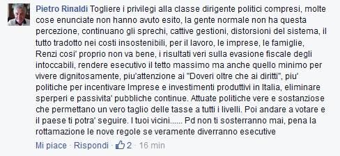 Gli italiani bocciano Renzi e le sue riforme 19