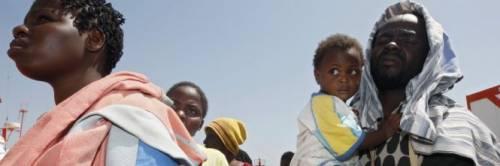 Migranti, in aumento gli sbarchi dall'Africa