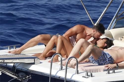 Lea Michele, con Matthew Paetz è finita: foto 2