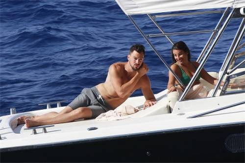 Lea Michele, con Matthew Paetz è finita: foto 5