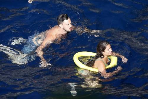 Lea Michele, con Matthew Paetz è finita: foto 4
