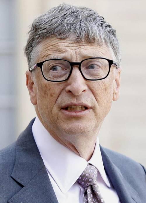 Italia a lezione da Bill Gates