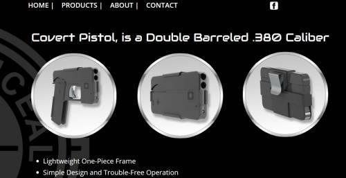 "La ""Convert Pistol"" 2"