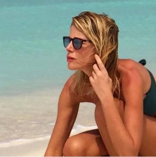 Alessia Marcuzzi, nuove foto su Instagram 5