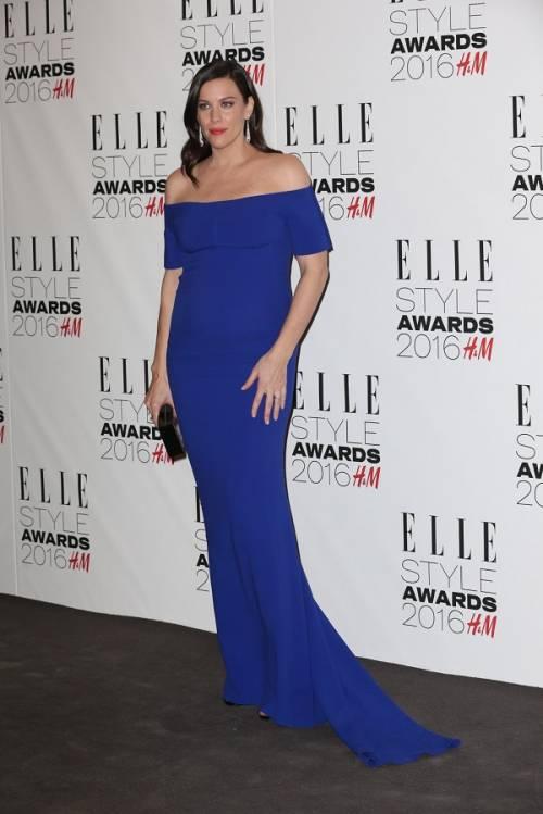 Liv Tyler incinta sul red carpet agli Elle Style Awards: foto  11