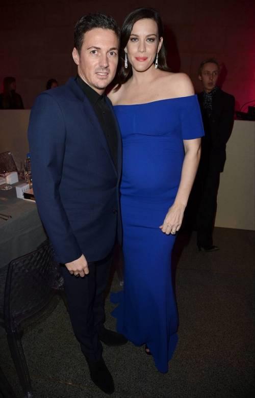 Liv Tyler incinta sul red carpet agli Elle Style Awards: foto  14