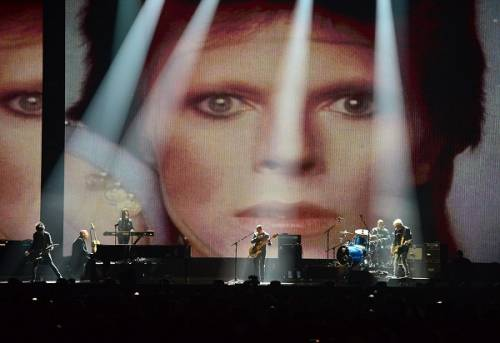 Brit Awards 2016: performance, vincitori e il tributo a David Bowie: foto 20