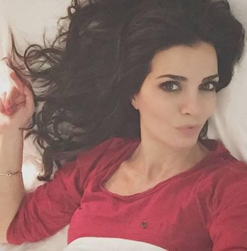 Leonaro Pieraccioni rinnova la sua dichiarazione d'amore a Laura Torrisi 9