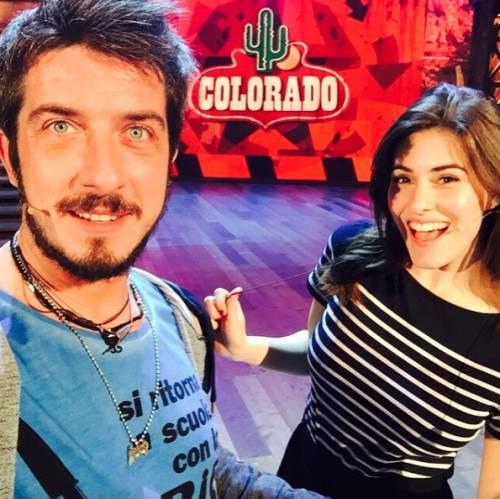 Diana Del Bufalo e il flirt con Paolo Ruffini 5