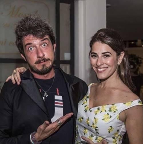 Diana Del Bufalo e il flirt con Paolo Ruffini 9