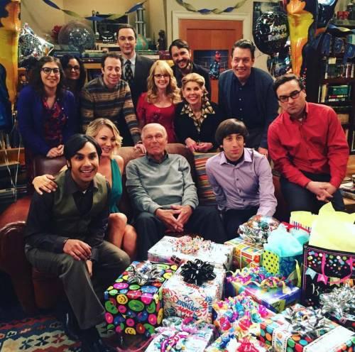 """""""The Big Bang Theory"""" in festa per l'episodio 200, foto 9"""