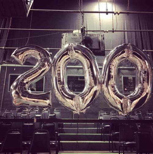 """""""The Big Bang Theory"""" in festa per l'episodio 200, foto 10"""