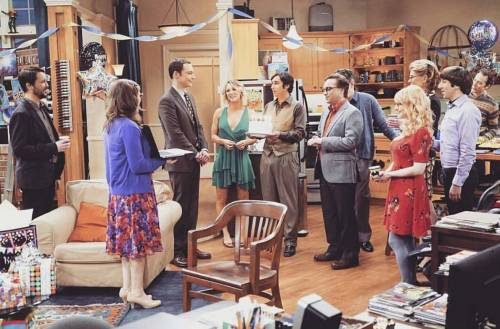"""""""The Big Bang Theory"""" in festa per l'episodio 200, foto 12"""