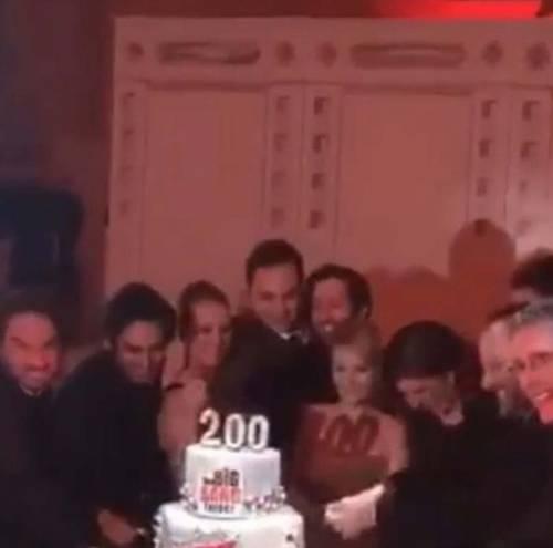 """""""The Big Bang Theory"""" in festa per l'episodio 200, foto 11"""