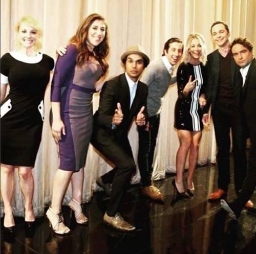 """""""The Big Bang Theory"""" in festa per l'episodio 200, foto 2"""
