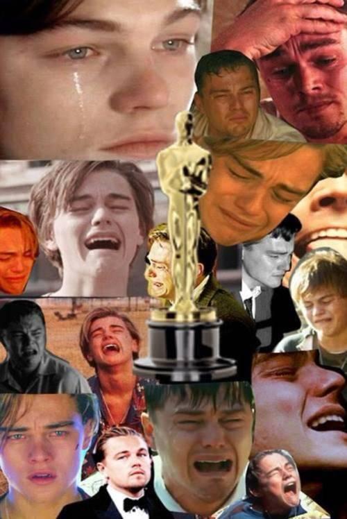 Leonardo DiCaprio vince l'oscar, la reazione della rete 4